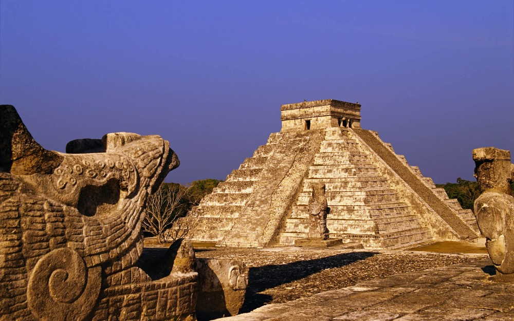 stage Mexique - Chichen Itza