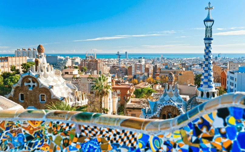 visites à Barcelone
