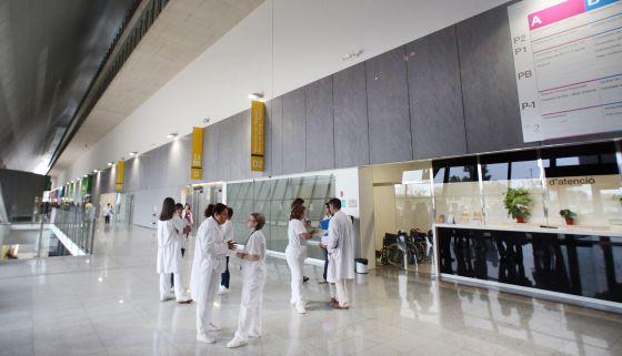 Médecin à Barcelone