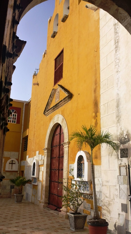 Eglise de Campeche