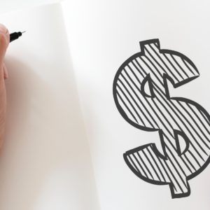 Dolar-crayon-feuille-salaire-stage-etranger