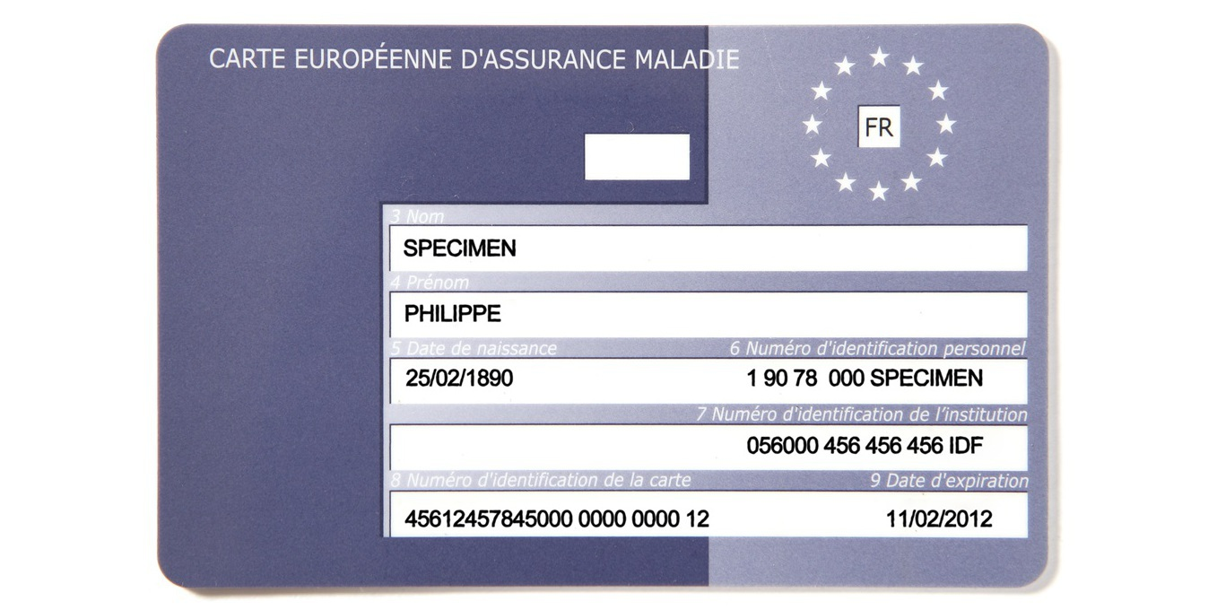 carte d assurance maladie européenne Stud&Globe | Carte européenne d'assurance maladie