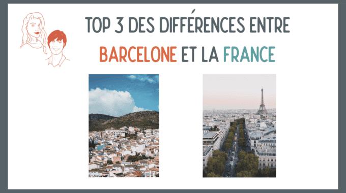 Différences De Travail Entre Barcelone Et La France