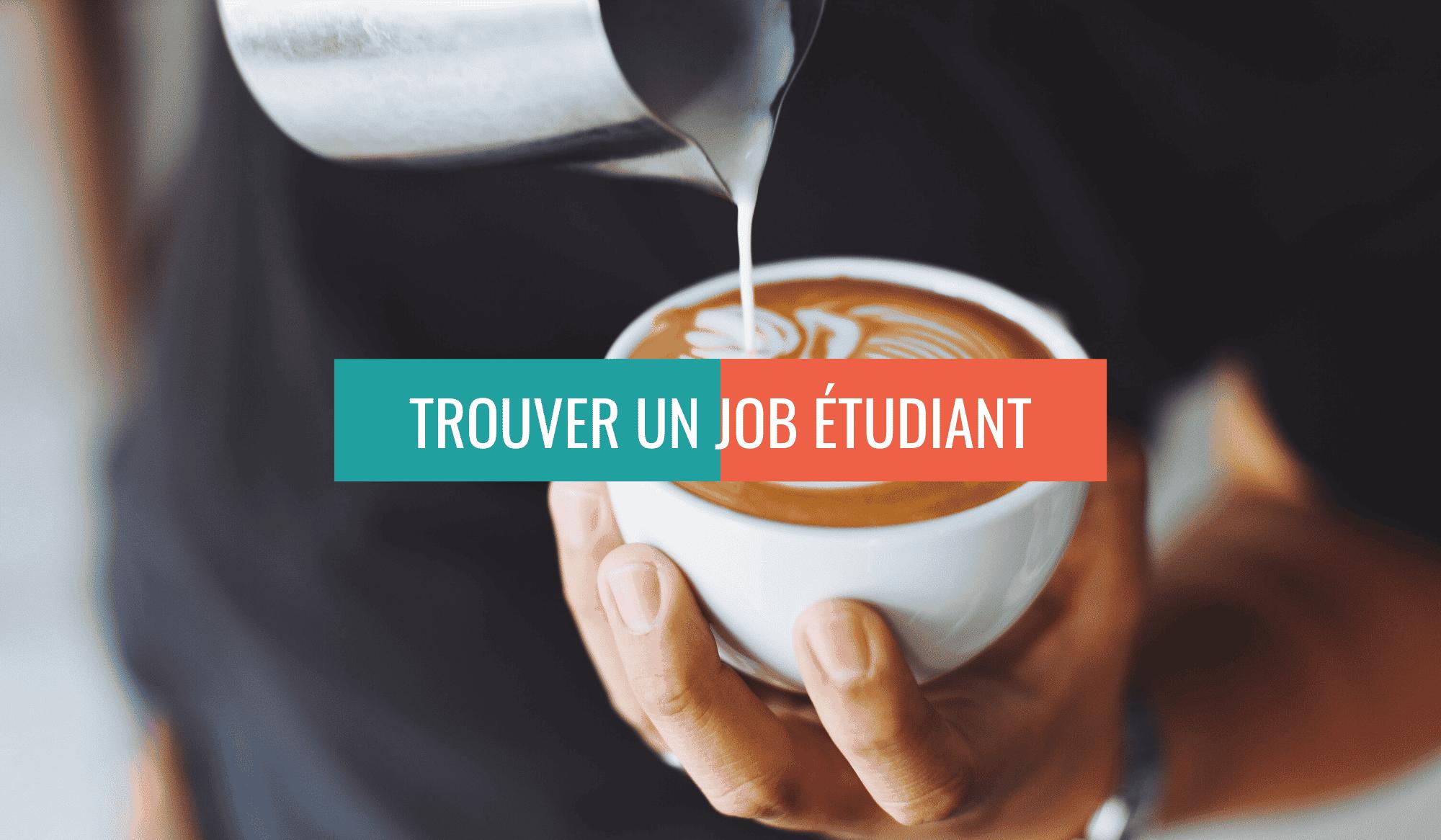 trouver un job étudiant à l'étranger pendant une mobilité internationale