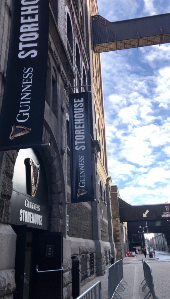 Guinness Storehouse - Stud&Globe