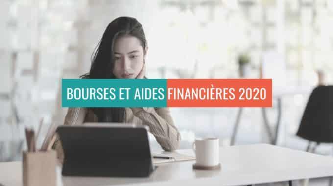 Bourses Et Aides Financières 2020
