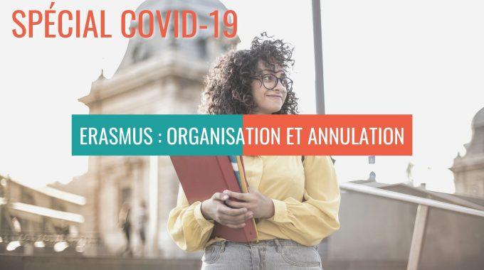 Vos Projets Erasmus En Toute Flexibilité : Organisation Et Politique D'annulation